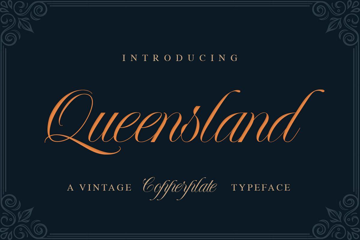 Queensland example image