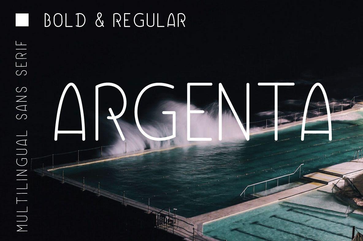Argenta example image