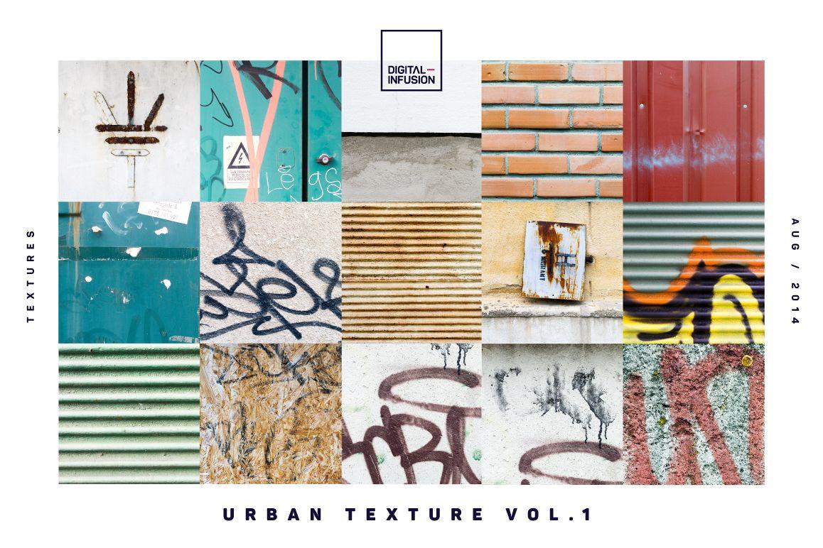 Urban Texture   VOL.1 example image