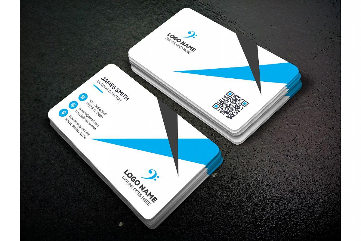 Creative Business Card by Sense Art | Design Bundles