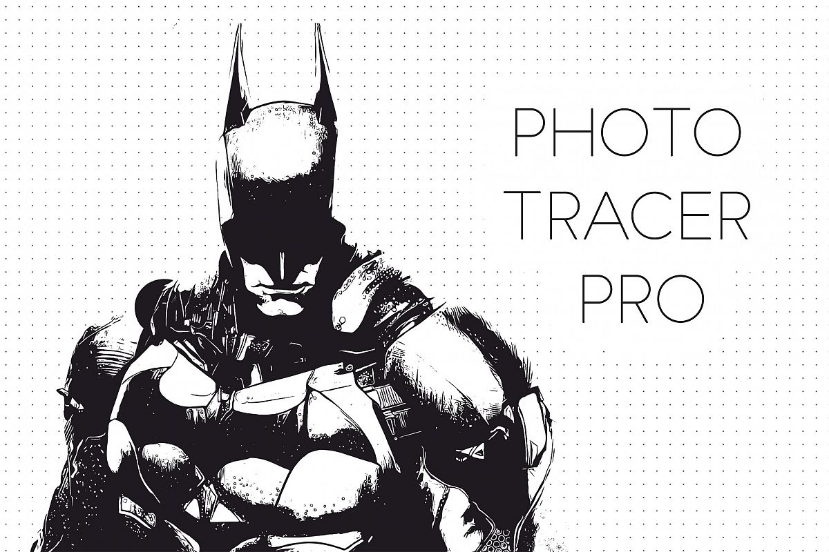 Photo Tracer Pro example image