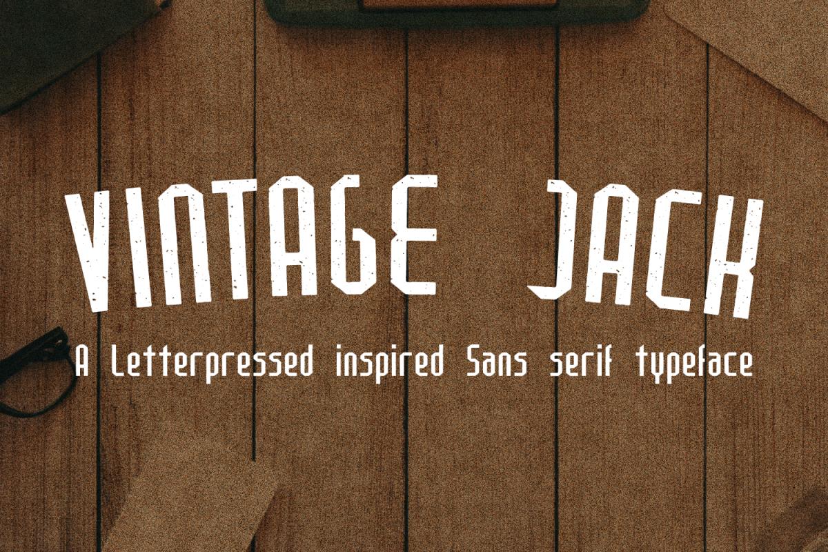 Vintage Jack example image