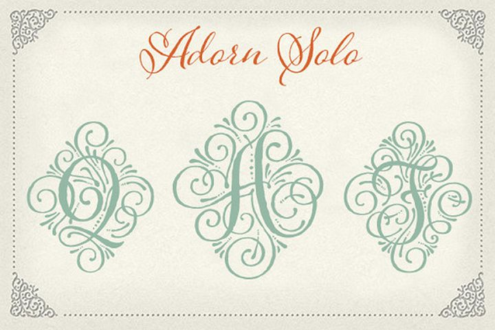 Adorn Solo example image