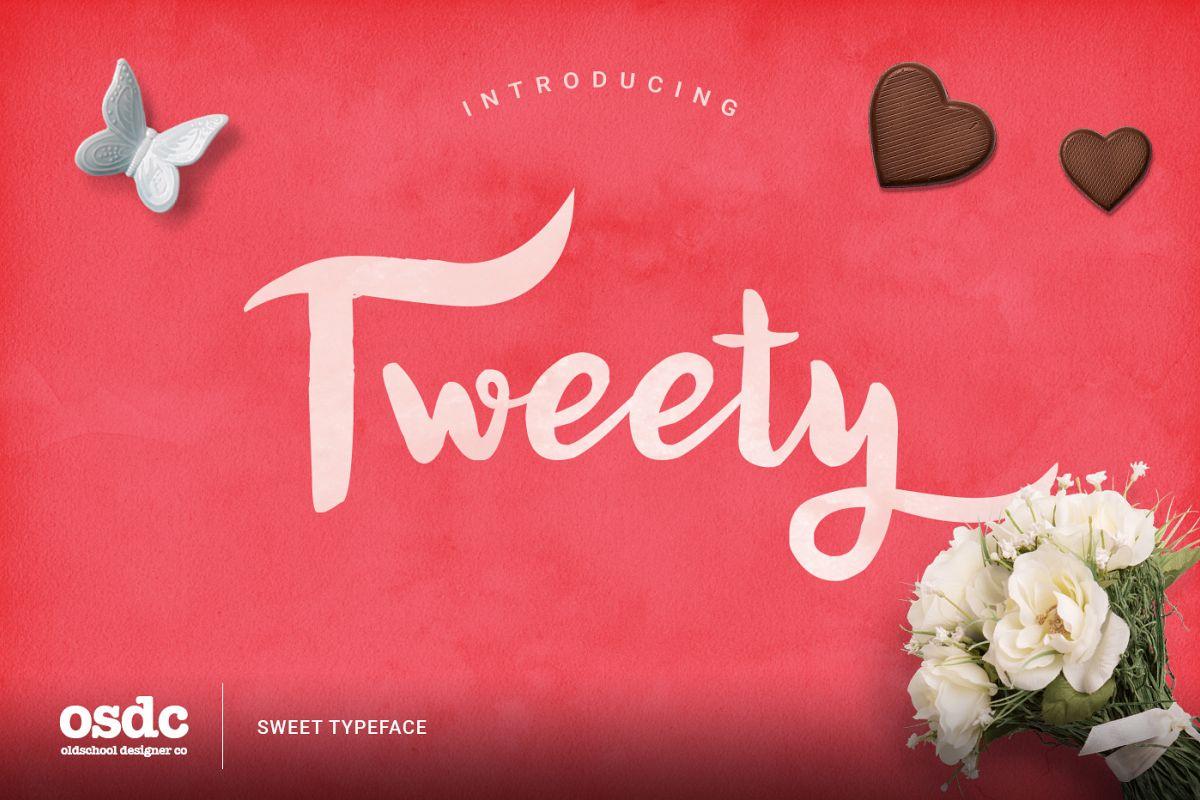 Tweety Sweety Script example image