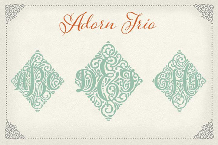Adorn Trio example image