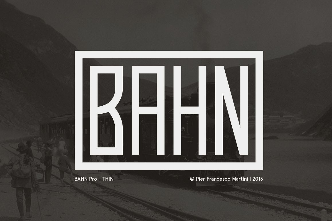 BAHN Pro Thin example image