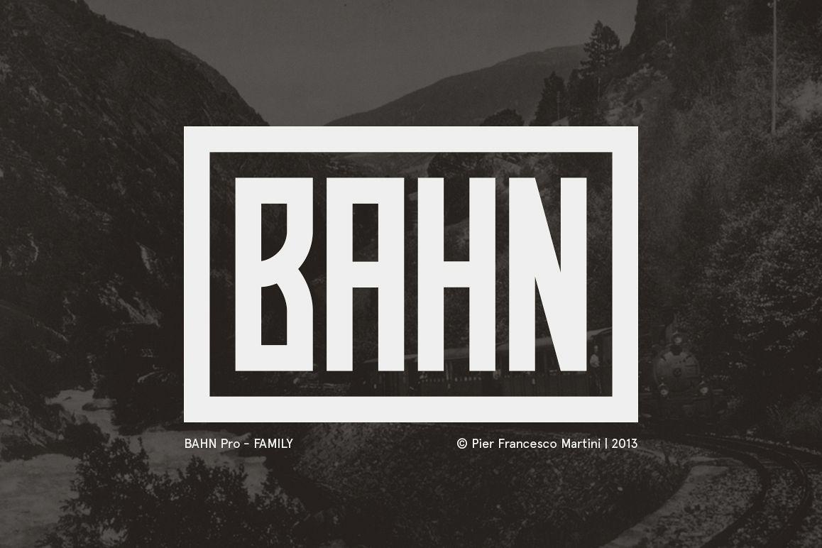 BAHN Pro - Family example image