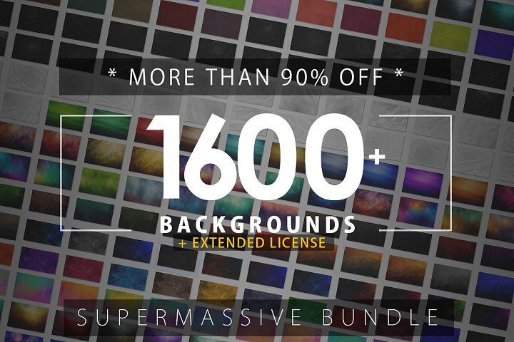 Supermassive Backgrounds Bundle
