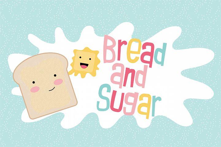 PN Bread and Sugar