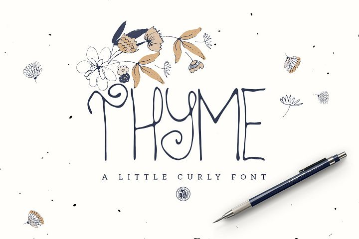 Thyme Font