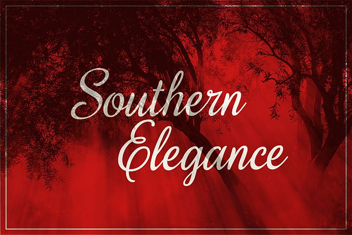 Sweet Home Savannah Font Duo - Free Font of The Week Design 2