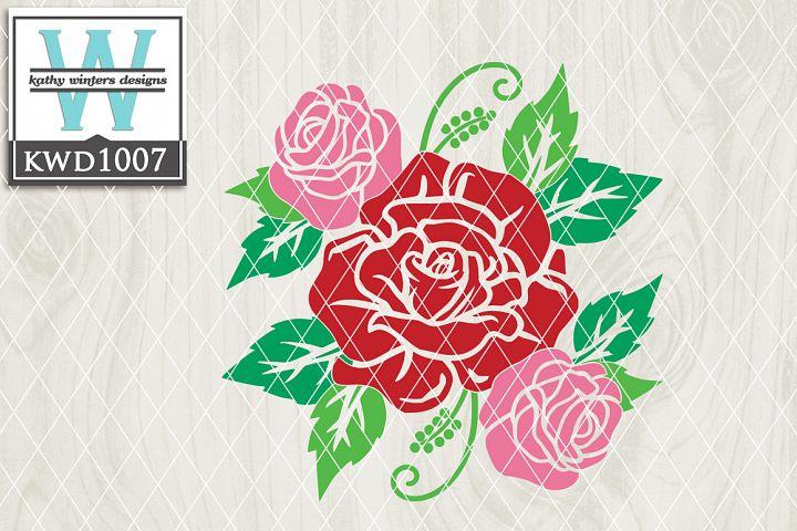 Floral File KWD1007