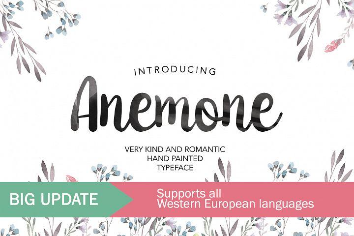 Anemone Script