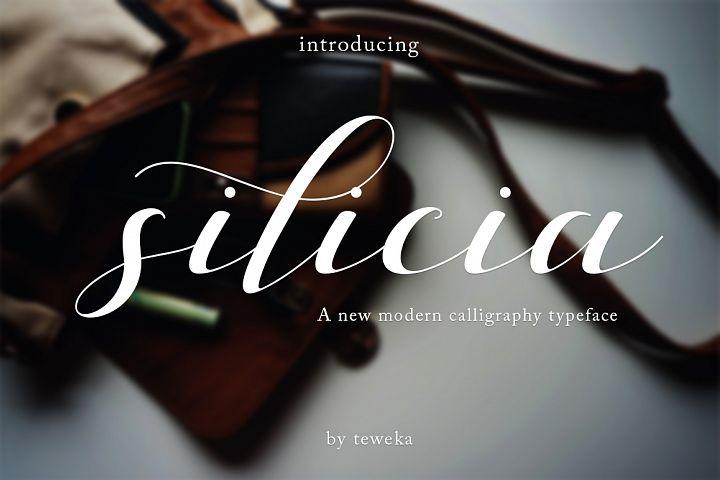 silicia script