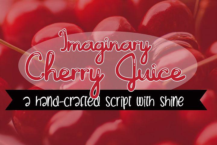 PN Imaginary Cherry Juice