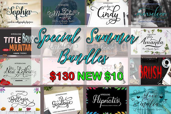 Special Summer Bundle