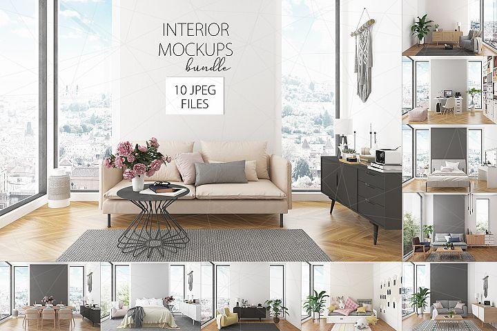 Interior bundle - 10 images