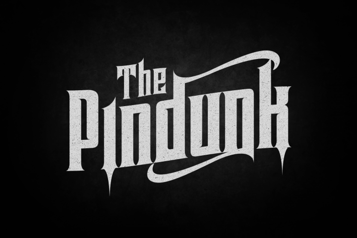 Pindunk Typeface - Free Font of The Week