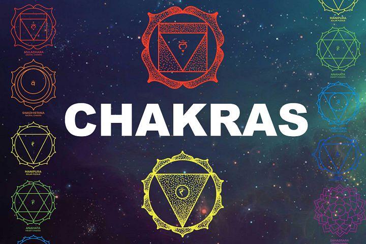 Chakras set