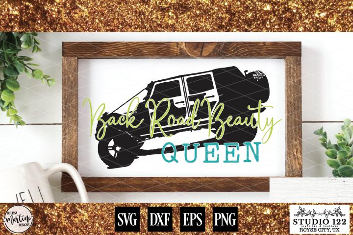 Back Road Beauty Queen