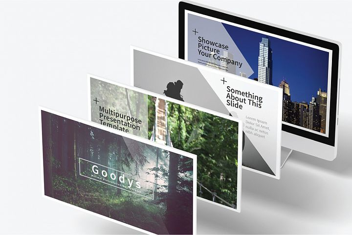 Goodys Keynote Template