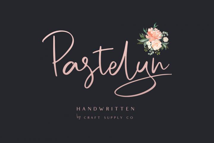 Pastelyn - Handwritten Font