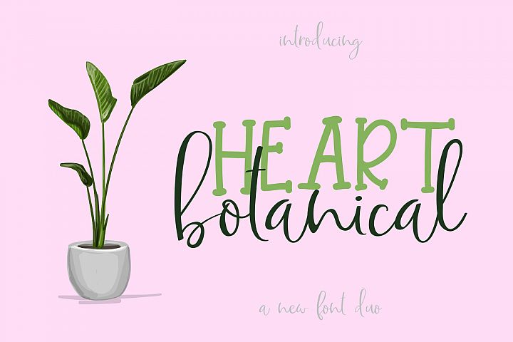 Botanical Heart