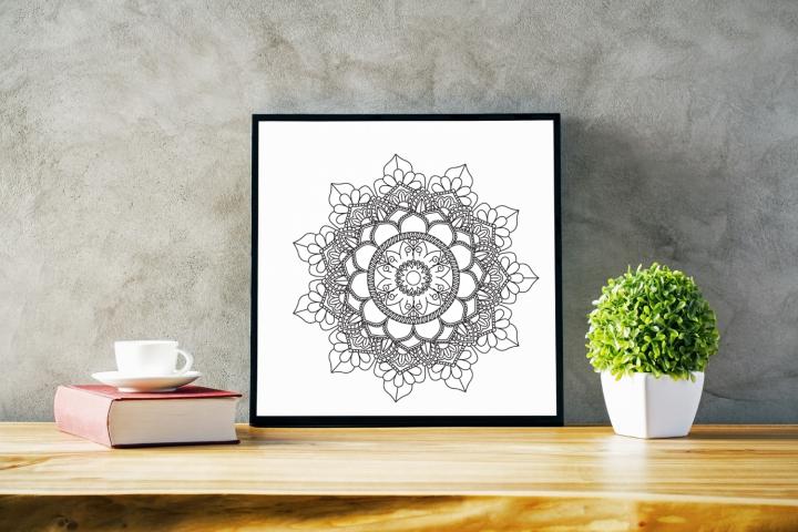 40 Elegant Vector Mandala