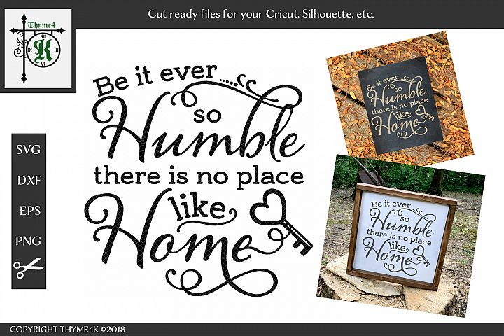 No Place Like Home Digital Design