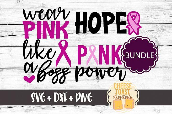 Breast Cancer Awareness Bundle