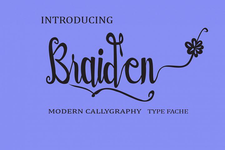 Braiden