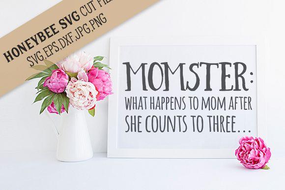 Momster cut file