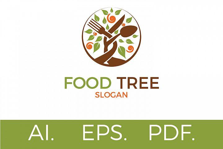 Food Tree Logo