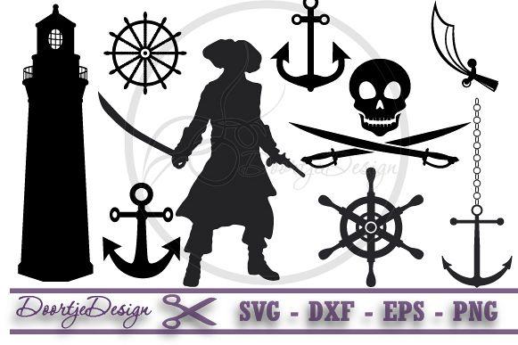 Pirates SVG