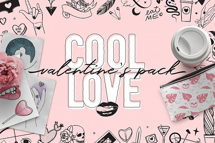 Cool Love - Valentines pack
