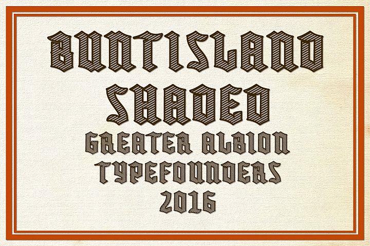 Buntisland Shaded