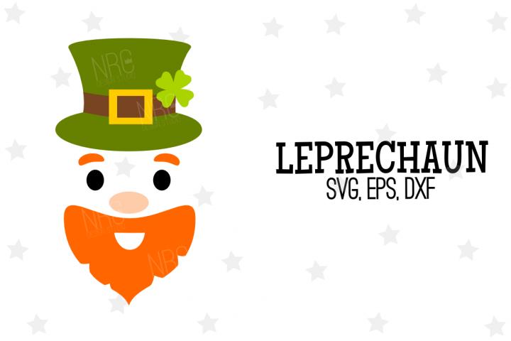 Leprechaun SVG File