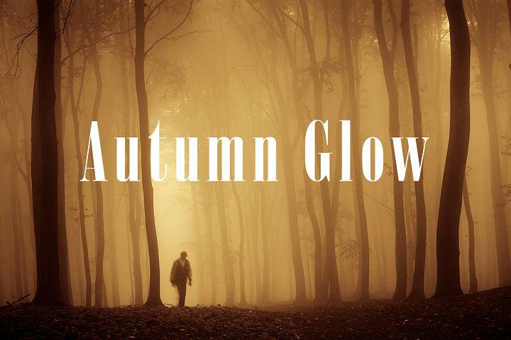 Autumn Glow Lightroom Presets