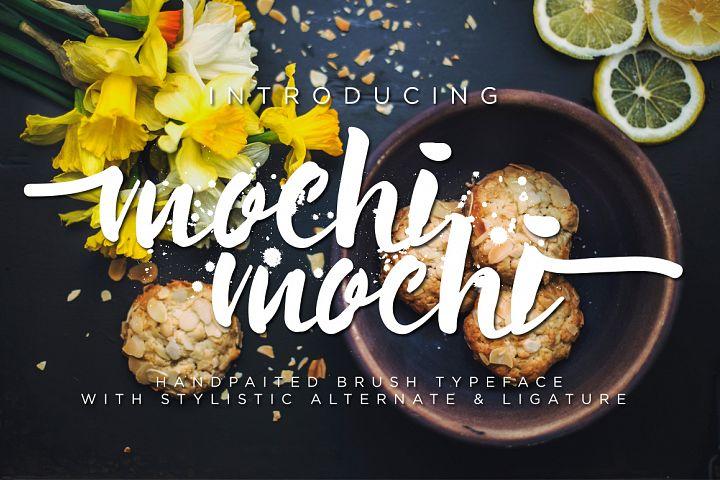Mochimochi Typeface