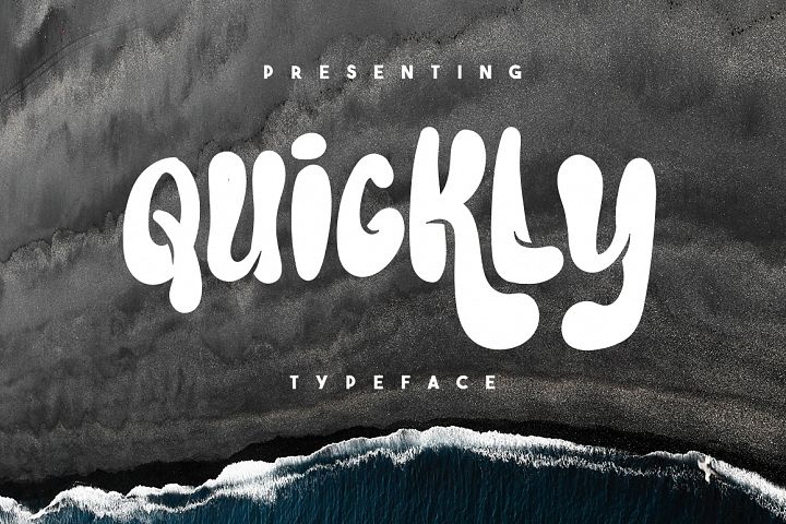 Quickly Typeface
