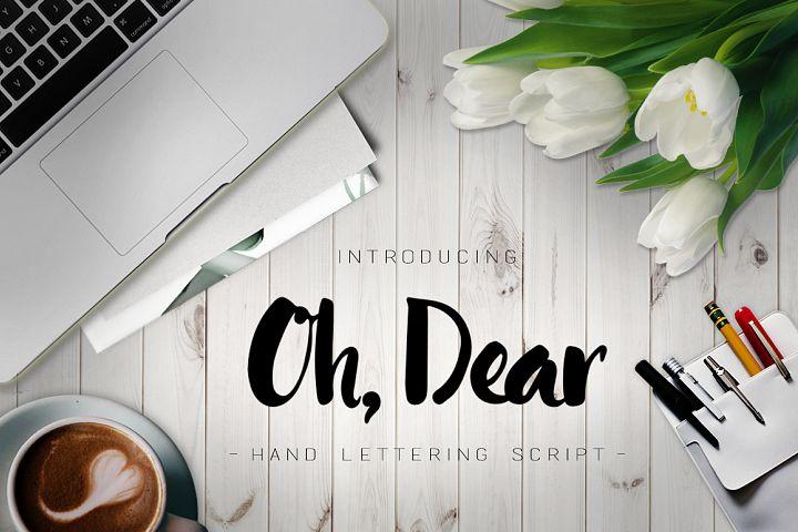Oh, Dear