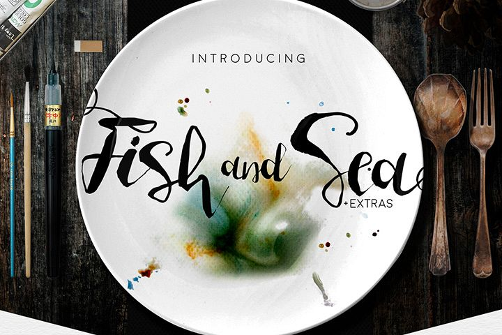Fish and Sea & Extras