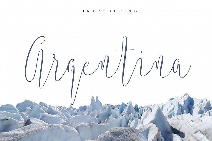 Argentina Script