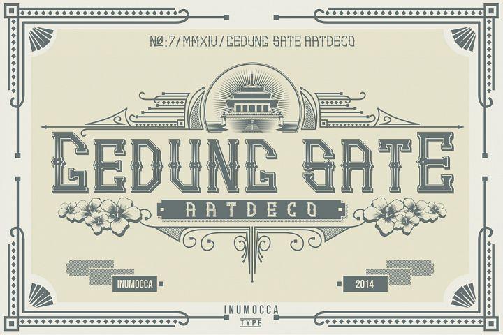 Artdeco (family font)
