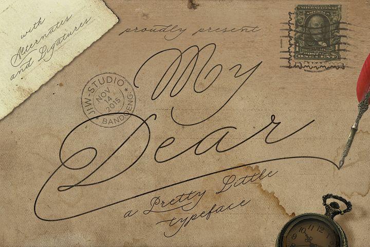 My Dear Script