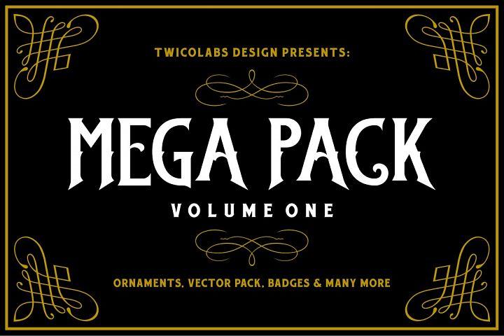 Twicolabs Mega Pack