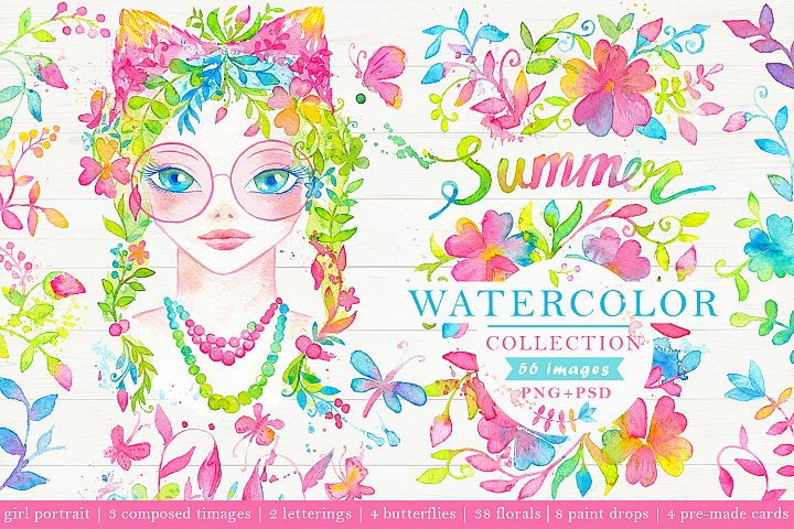 Whimsical Summer Collection!