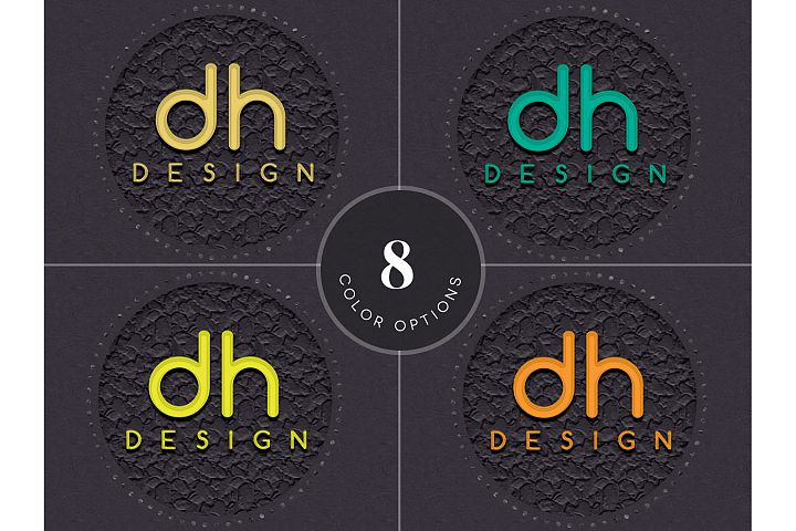 Designer Business Card Template example 3