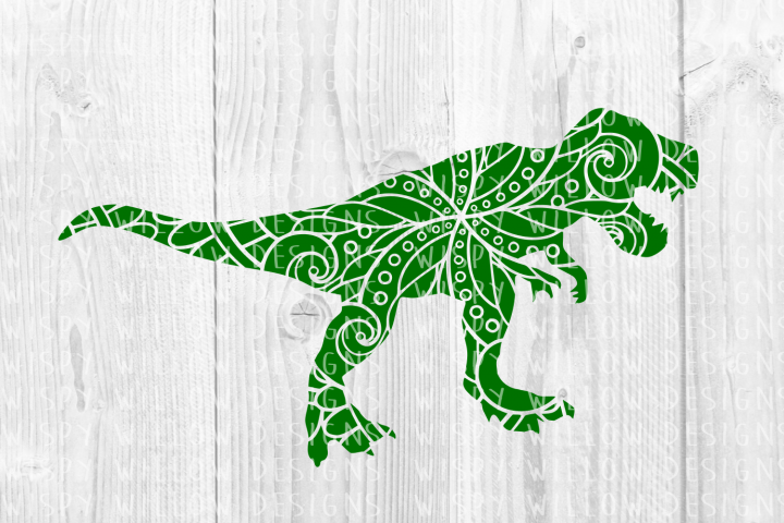 T Rex SVG, DXF, PDF, PNG, EPS, JPEG, Tyrannosaurus Rex, Dinosaur, Digital Download File, Detailed, Intricate