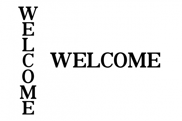 Welcome vertical svg, welcome svg, welcome sign svg, welcome home svg,southern saying svg, svg file for cricut, silhouette, svg files, svg
